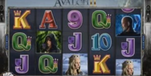 Avalon 2 Screenshot slot