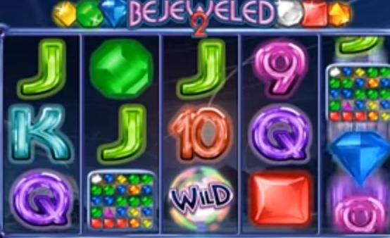 Spelautomat Bejeweled 2
