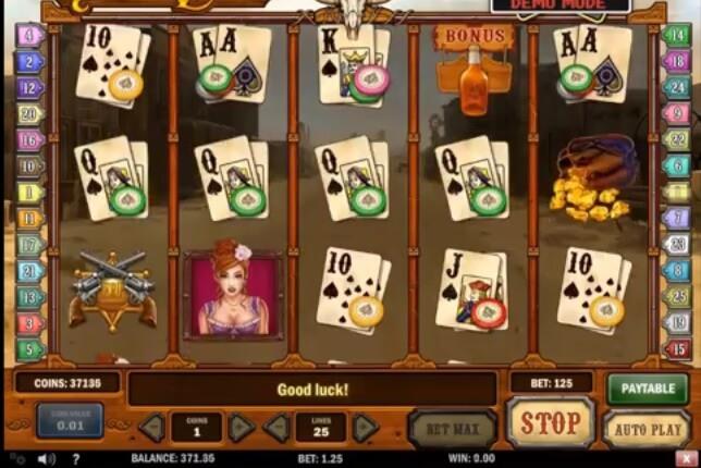 Gunslinger Online Slot - Play N Go - Rizk Online Casino Sverige
