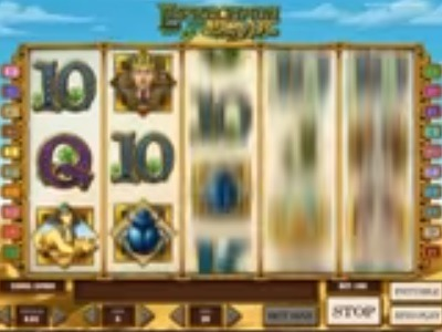 Leprechaun Goes Egypt Slot Screenshot