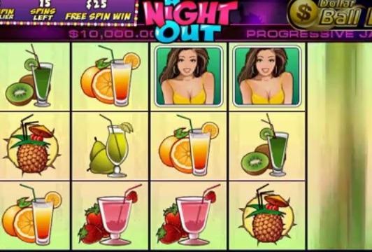 Ny videoslot med jackpot A Night Out