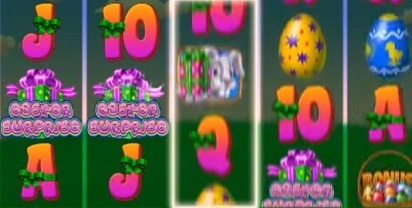 Spel med freespins Easter Surprise