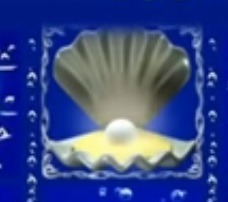 Oyster Symbol in Dolphin's Pearl Deluxe