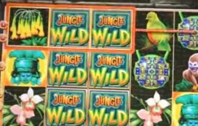 Jungle Trouble automat