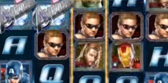Spela The Avengers på nätet