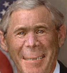 Джордж Буш запретил казино в интернете в США