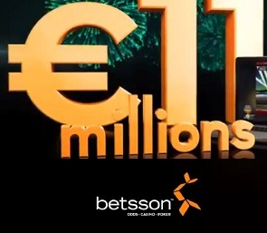 World Record Jackpot Betsson