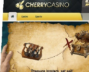 CherryCasino screen shot