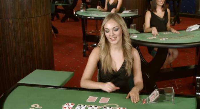 spela live casino gratis