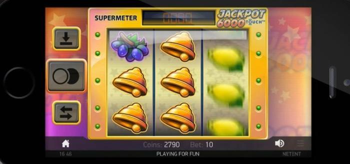 Jackpot 6000 i mobilen