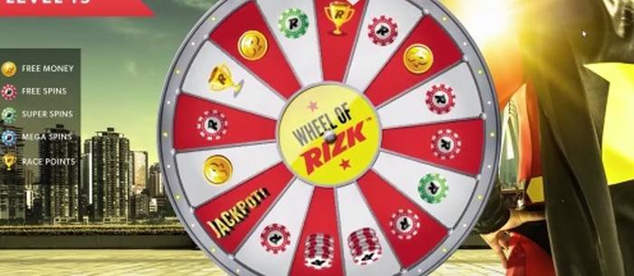 Rizk hjul